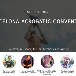 Barcelona Acro Convention 2019
