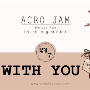 Acro jam Portugal 2020