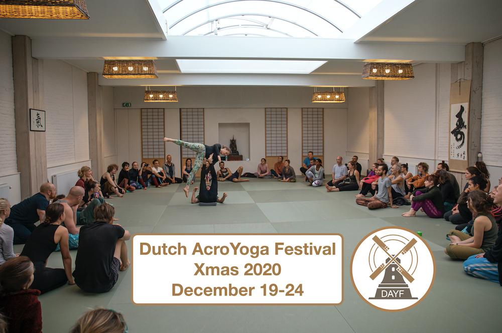 Dutch AcroYoga Festival Xmas 2020